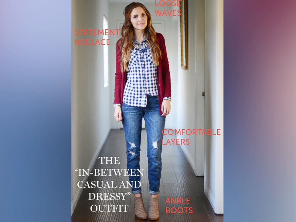 Casual Dressy Outfit Ideas