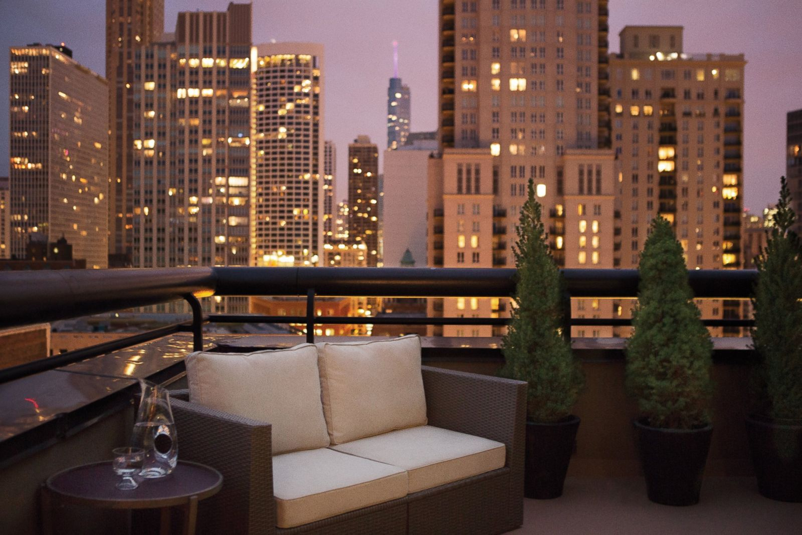 Hotel Suite Of The Week At Thompson Chicago Photos Image 9 Abc News