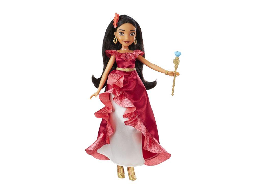 PHOTO: Elena of Avalor from Hasbro is seen here.