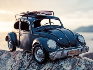 Photos: Toy Cars Take a Tour of the World