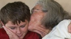 PHOTO: Chris Miller, 14, of West Palm Beach, Fla., is the primary caregiver to his grandmother.