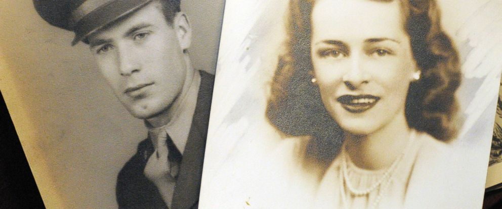 PHOTO WWII Love Letters Reveal Unlikely Romance Between Soldier And Beauty Whod Never