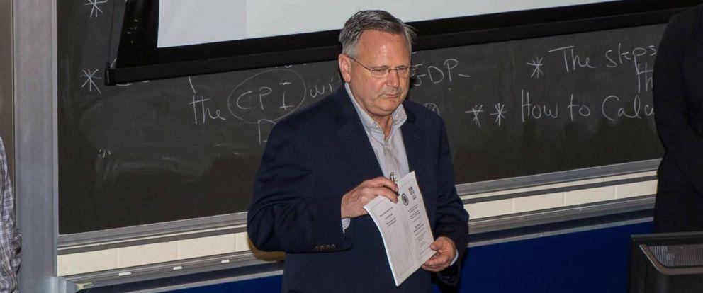 PHOTO: East Carolina University professor, Dr. Douglas Schneider