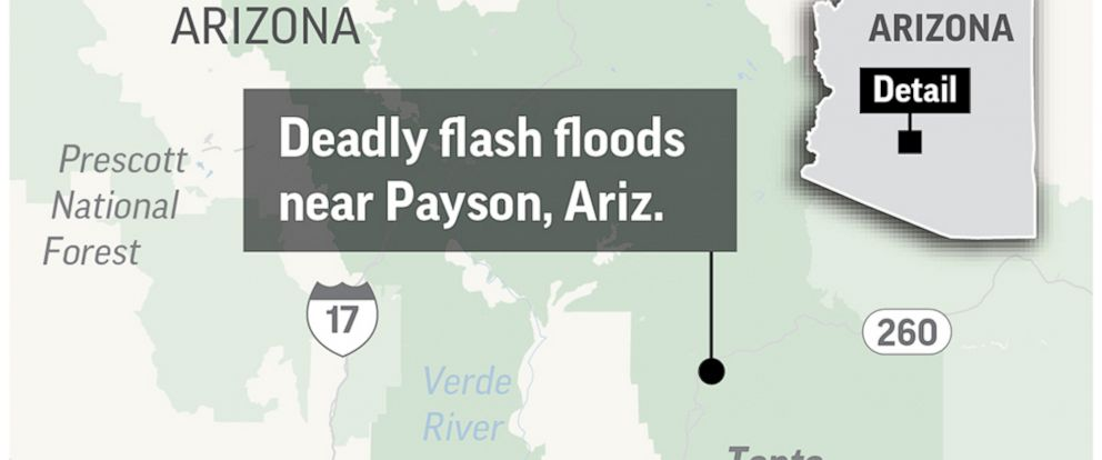 AZ FLASH FLOOD