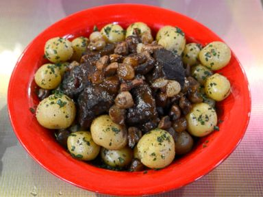 PHOTO: Julia Childs Beef Bourguignon is one of the most popular recipe of all time in the GMA archive.