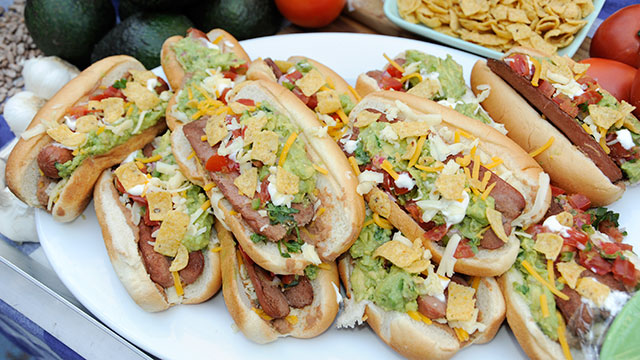 Rachael Ray Hot Dog Recipes