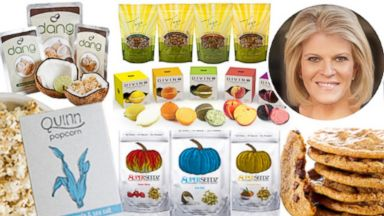 'GMA' Deals and Steals on Gourmet Snacks and Sweets