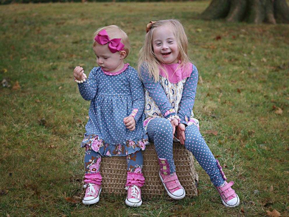 PHOTO: Ashley Engele writes a powerful essay about raising a child with Down syndrome.