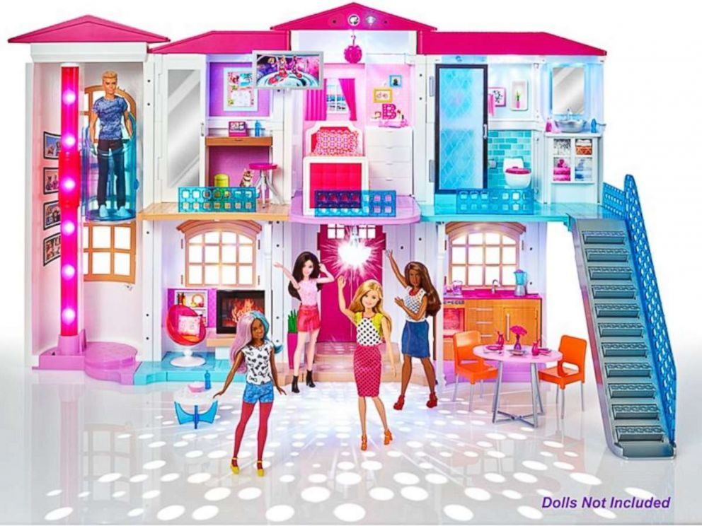 PHOTOGRAPHY: Barbie Hello Dreamhouse is represented in this undated photo.