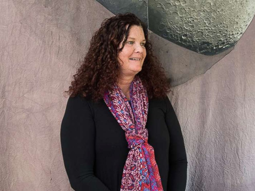 PHOTO: College of Charleston professor Cassandra Runyon worked with NASA to create a tactile graphic book about the Aug. 21 total solar eclipse.
