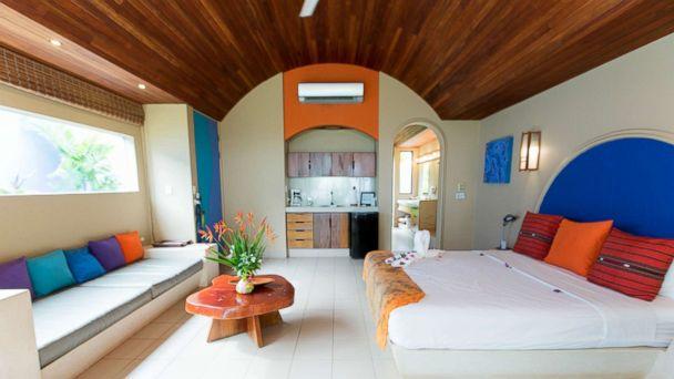 PHOTO: Alma del Pacifico Beach Hotel & Spa in Costa Rica.