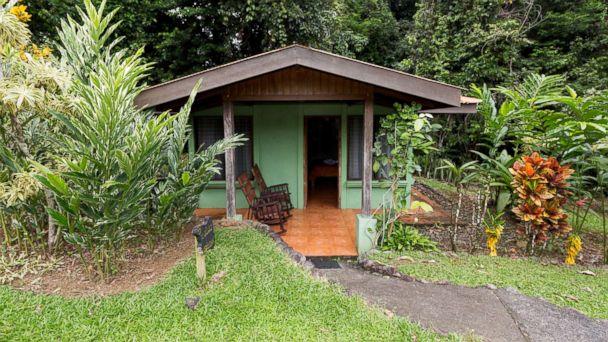 PHOTO: Finca Luna Nueva Lodge in Costa Rica.
