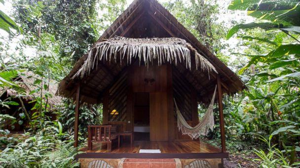 PHOTO: Hotel Shawandha Lodge in Costa Rica.