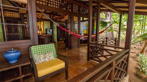 PHOTO: Latitude 10 Beachfront Resort in Costa Rica.