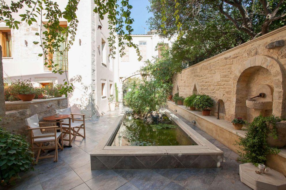 PHOTO: Casa Vitae Hotel in Crete, Greece.