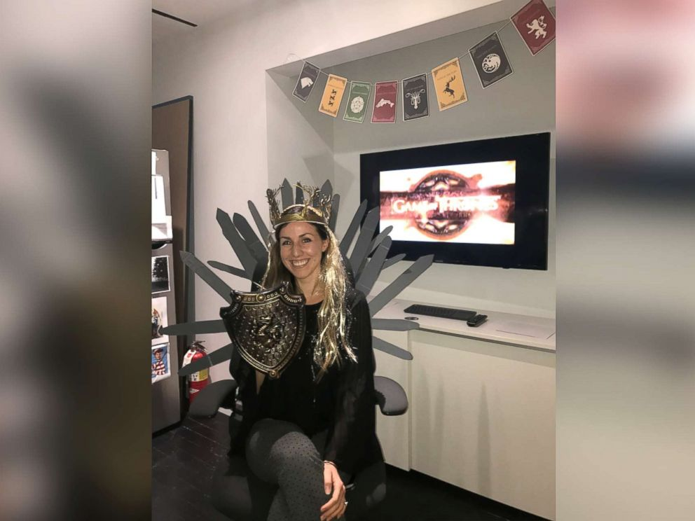 Office Throws Game Of Thrones Themed Wedding Shower For Co