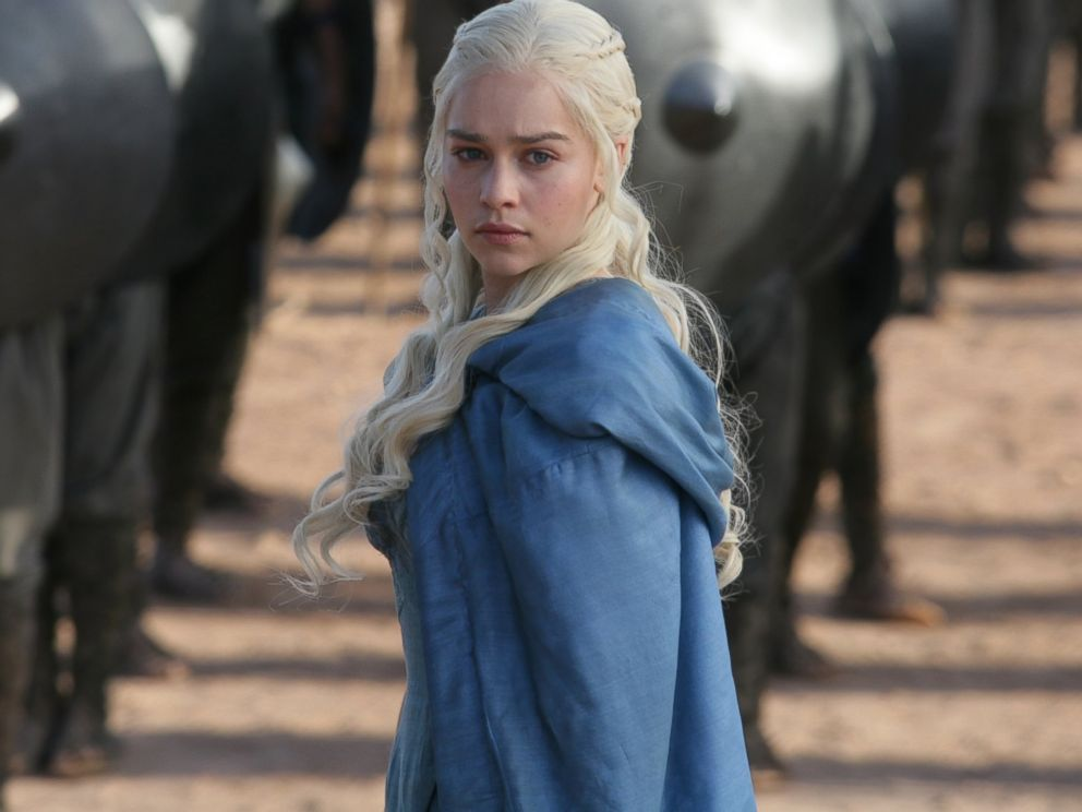 PHOTO: Emilia Clarke co-stars in Game of Thrones.