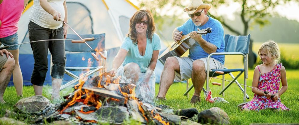 PHOTO: Follow these tips for a successful culinary camping weekend.