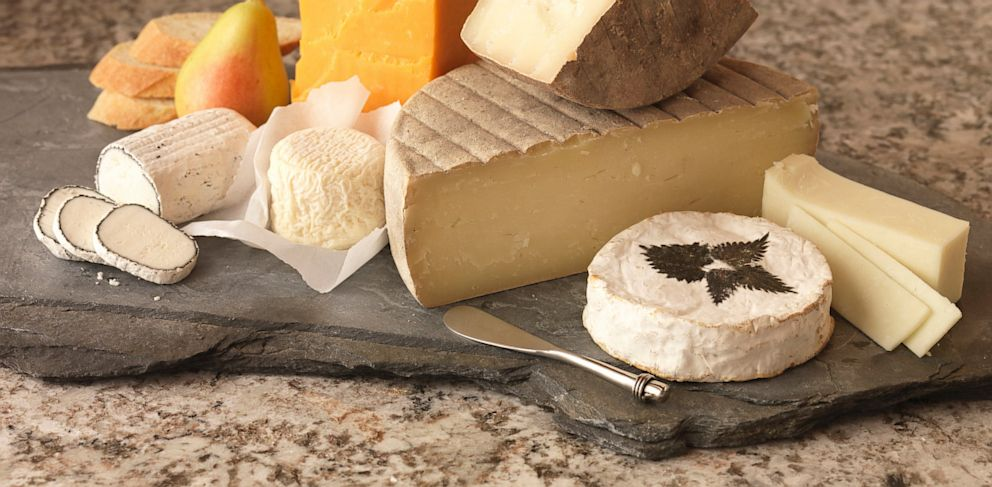 PHOTO: According to experts, cheese sales are on the rise.