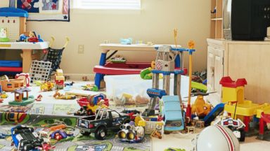 A childs room is seen in this undated stock photo.