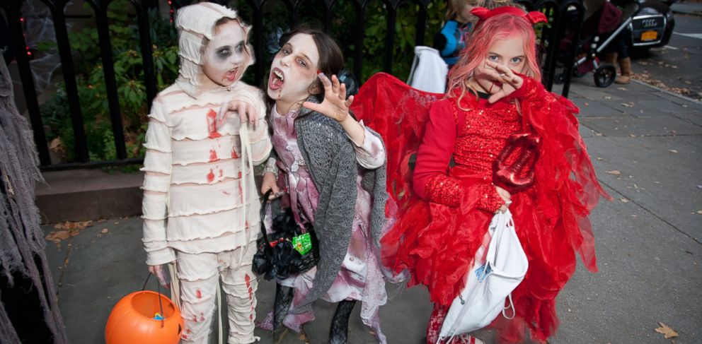 PHOTO: San Francisco was ranked as the top city for trick or treating this Halloween by Zillow.com