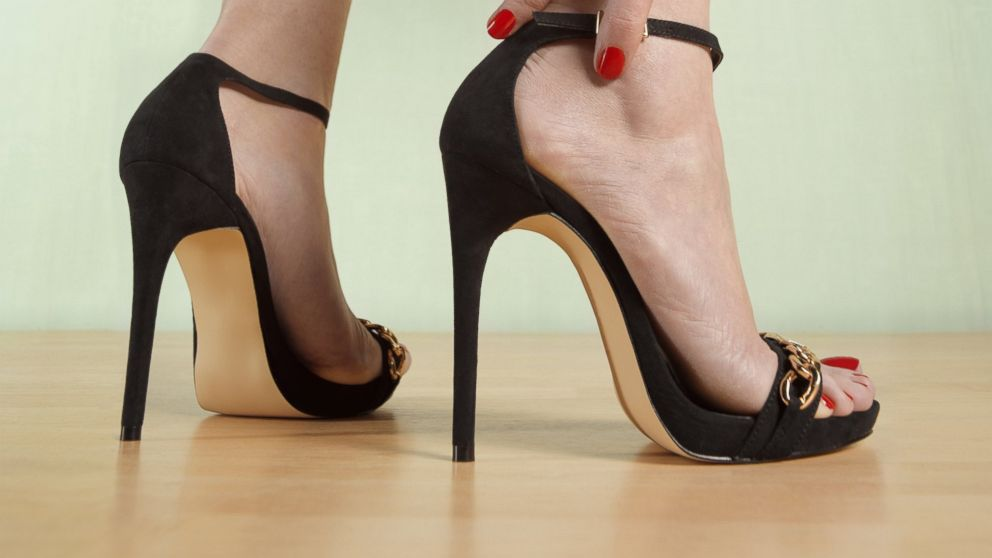 Stilettos By State' Research Shows Who Wears Highest Heels - ABC News