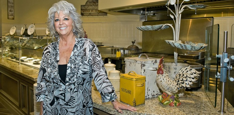 PHOTO: Paula Deen attends Paula Deens Kitchen grand opening at Chicago Harrah?s Joliet Casino & Hotel on April 5, 2012 in Chicago, Illinois.