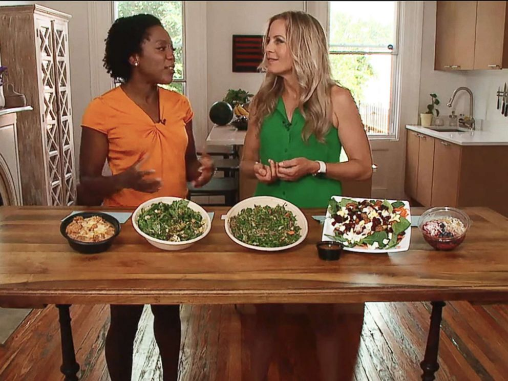 PHOTO: Nutritionist Maya Feller shares tips on how to find the healthiest food bowls.