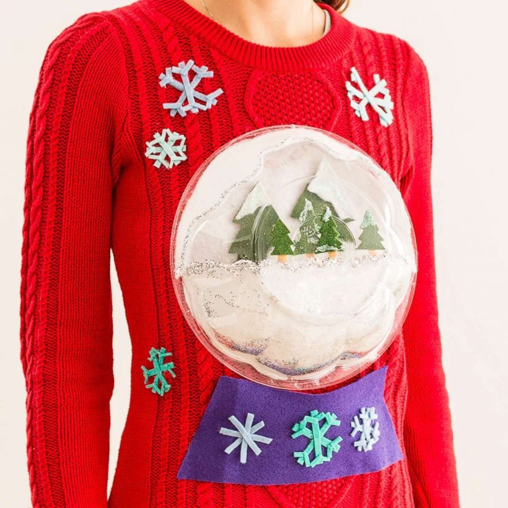 How to create the ultimate ugly holiday sweaters - ABC News