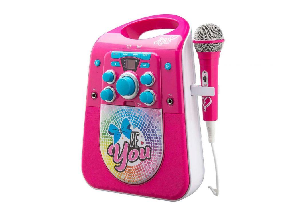 PHOTO: JoJo CD + Karaoke Machine