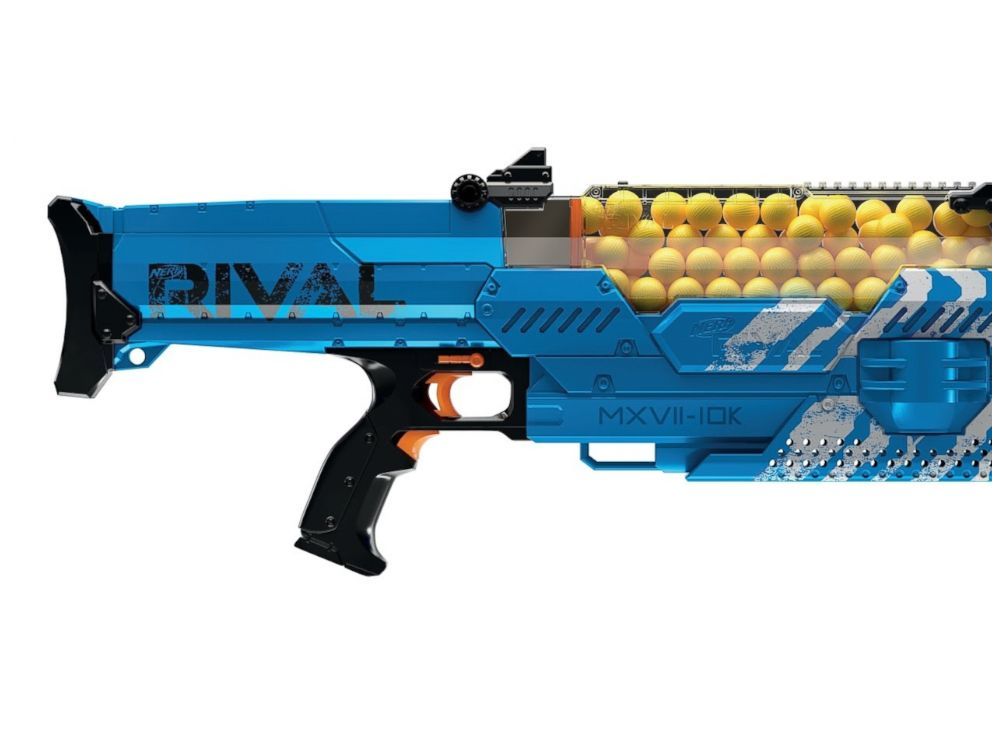 PHOTO: Nerf Rival Nemesis MXVII-10K Blaster