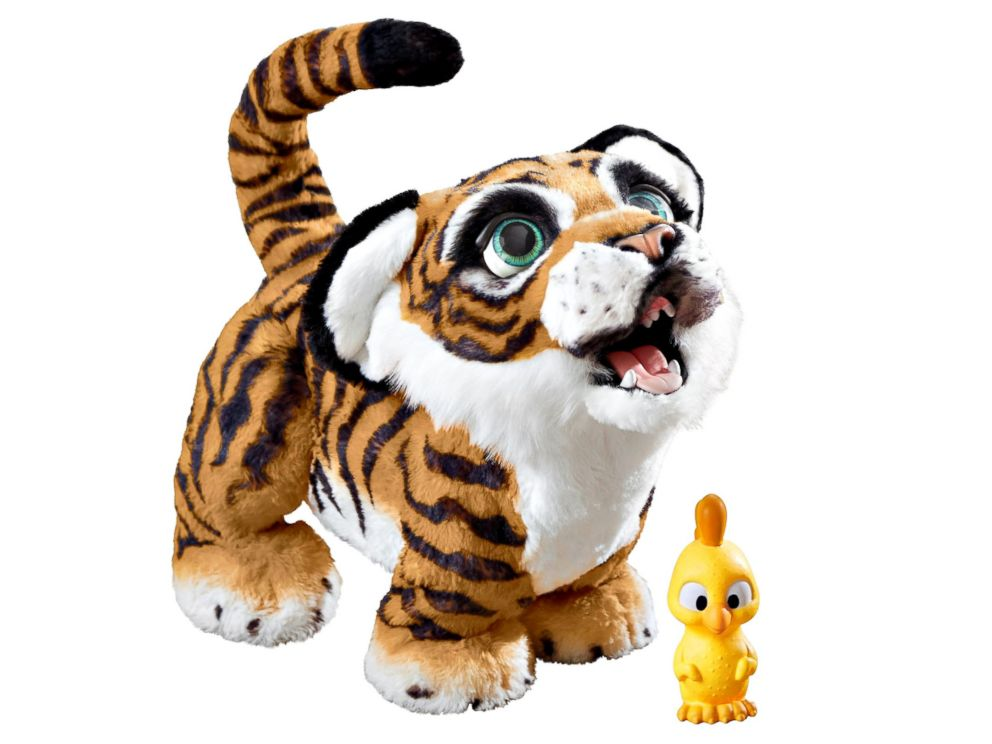 PHOTO: FurReal Roarin Tyler, The Playful Tiger