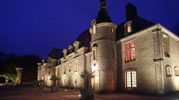 PHOTO: Chateau de Servigny in France is available to rent from HomeAway.