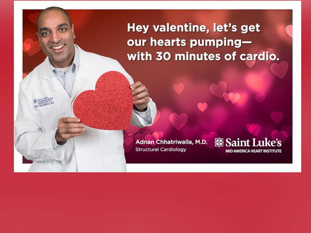 PHOTO: These Kansas City Cardiologists Created Hilarious Heart Healthy Memes  To Celebrate Valentines Day