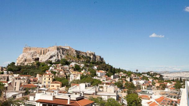 PHOTO: Athens, Greece.