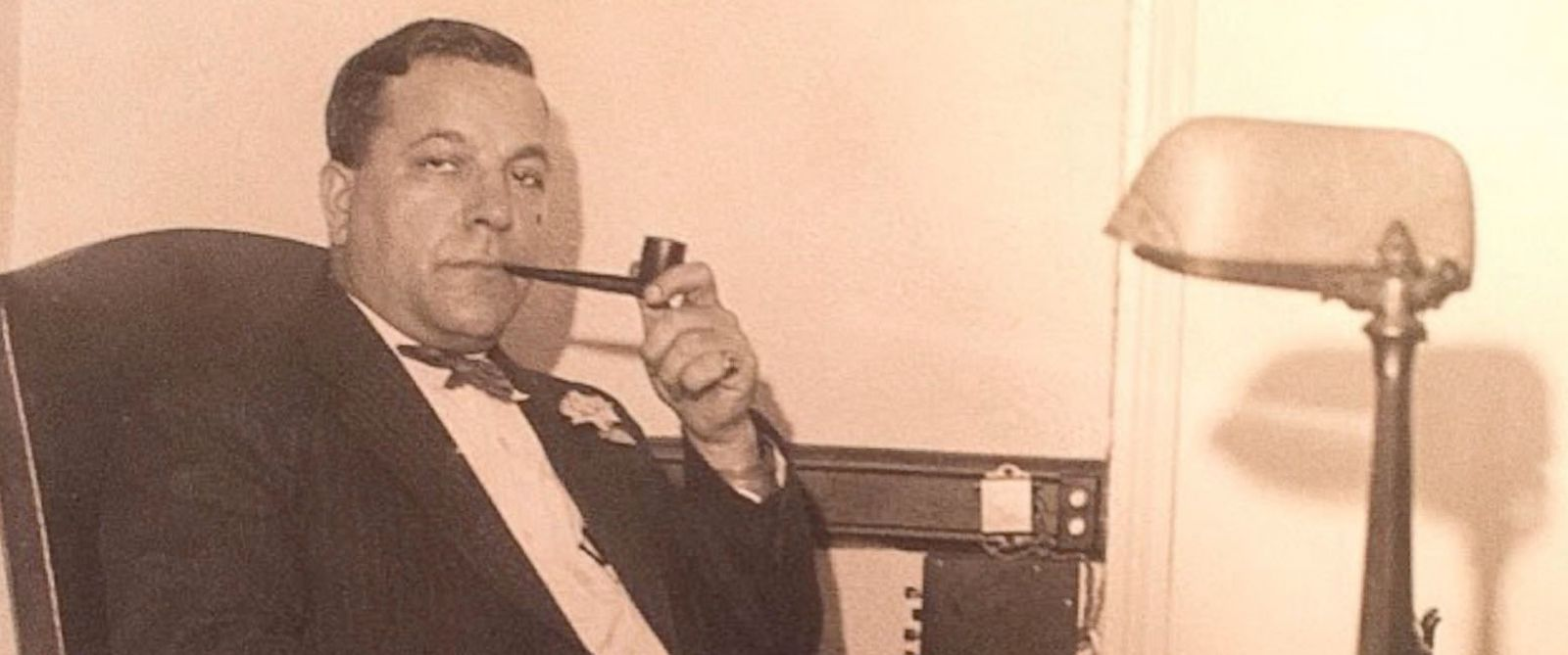 """PHOTO: John Vassilaros became the """"Godfather"""" of Greek diner coffee after starting his company nearly 100 years ago."""