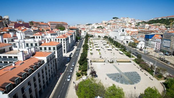 PHOTO: Lisbon, Portugal.