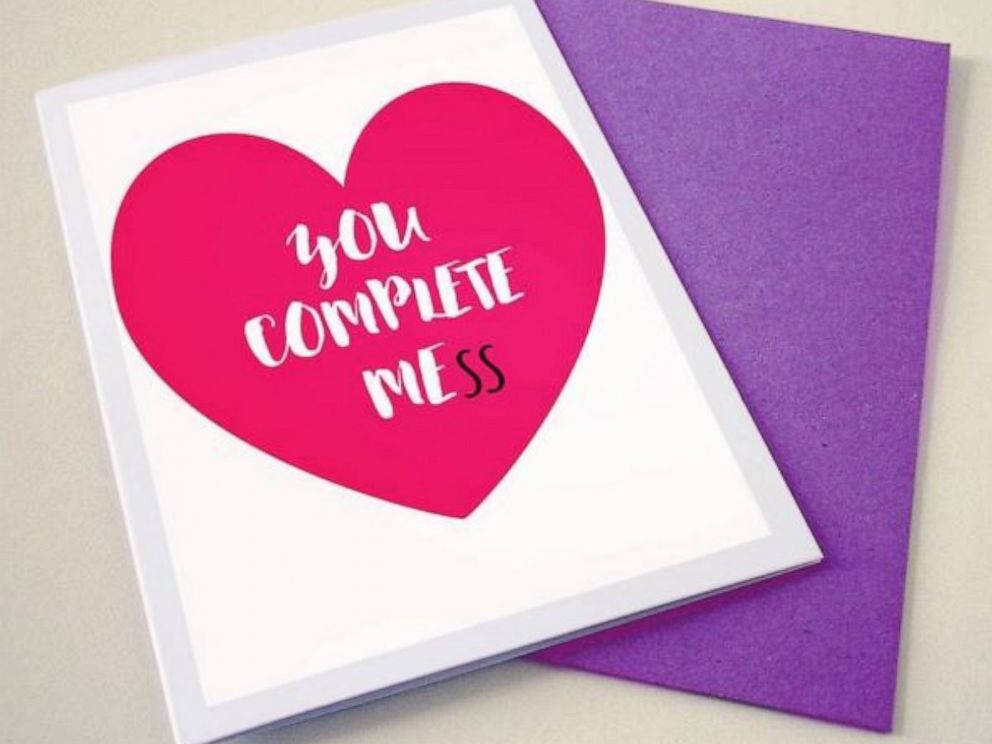My funny Valentine These viral Valentines Day cards will make – Valentine Cards Funny