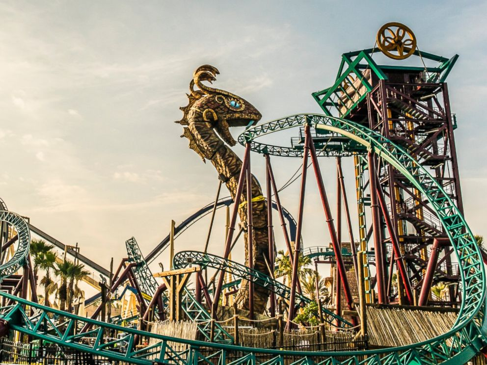 New Roller Coasters In The Us To Check Out This Summer Abc News