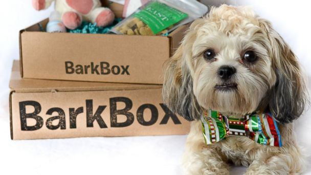 PHOTO: Treat your loved ones and their four-legged friends this Christmas to BarkBox.
