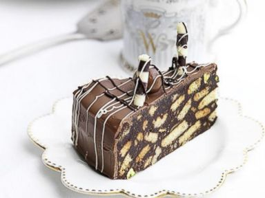 Carolyn Robb Chocolate Biscuit Cake