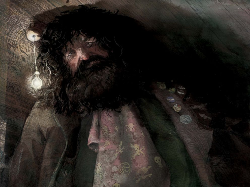 Harry Potter Book Jim Kay : Harry potter new images from illustrated edition