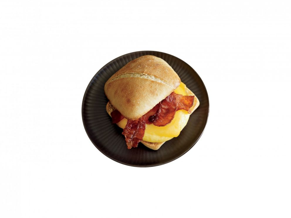 PHOTO: Starbucks Bacon & Gouda Artisan Breakfast Sandwich