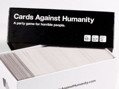 Cards Against Humanity: It's What Engaged Couples Want