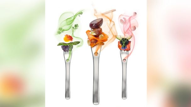 ht aromafork kab 140321 16x9 608 New Fork Adds 21 Different Flavors to Your Favorite Foods Instantly