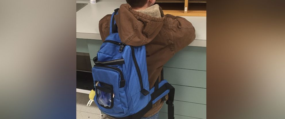 PHOTO: Six students at University of Minnesota created a new backpack for children on the autism spectrum.