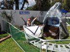 Grandpa Builds Disneyland-Inspired Theme Park in Backyard