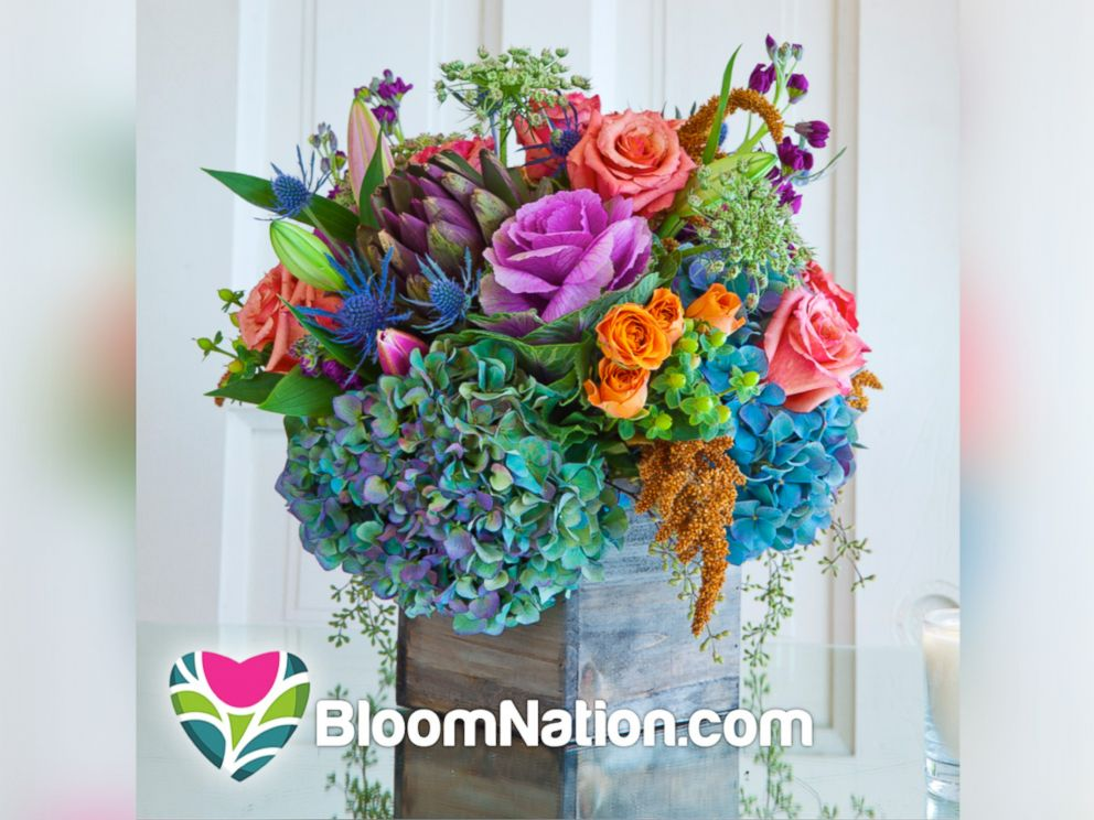 PHOTO: When you order through BloomNation.com, the florist will send you a photo of your order before it goes out for delivery.