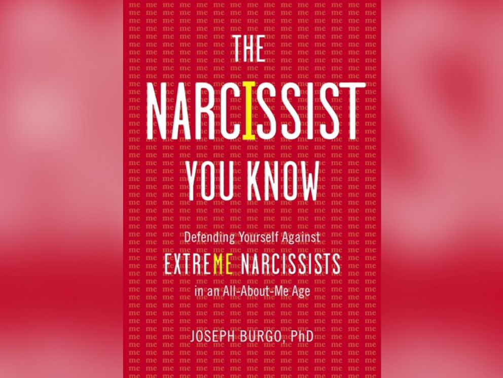PHOTO: A new book gives tips on dealing with extreme narcissists in your life.