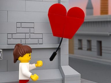 Photos: LEGOs Bring Banksy Works to Life